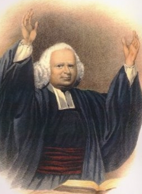 Image result for PHOTO OF GEORGE WHITEFIELD