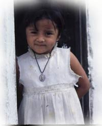 Honduras-Little Girl