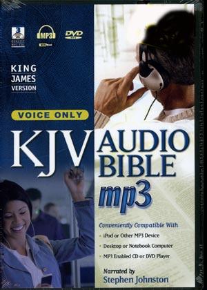 KJV Audio Bible MP3 by Hendrickson