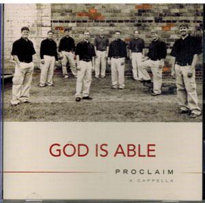 Proclaim-God-is-able